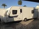 2014 Compass 550 Touring Caravan