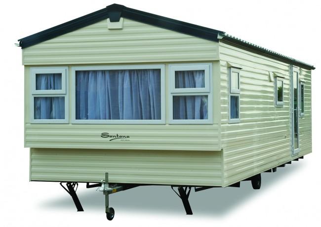 Amazing Berth Caravan For Rent In Benidorm On Camping Almafra 5 Star Caravan
