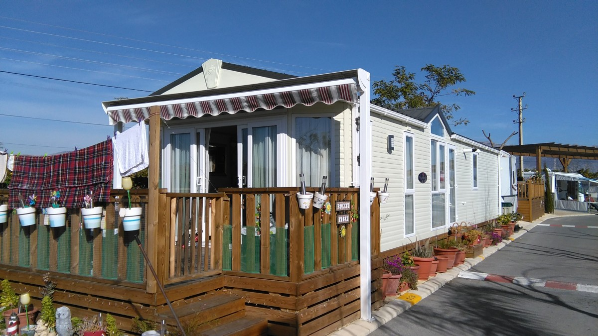 New FEATURED LISTING Camping Villamar Caravans For Sale Fully Refurbished Caravan For Sale On Camping Villamar Benidorm Comes With All Furniture Included &amp Ready To Move In To The Interior Of  Its Metres High And More Than