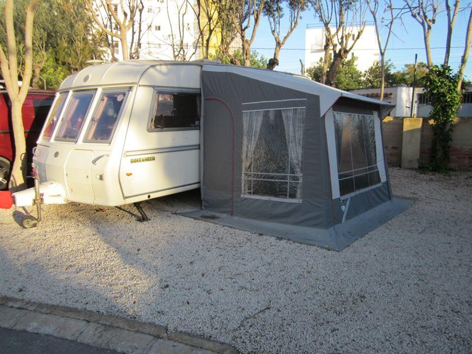 Brilliant Camping Villamar Roma Caravan For Sale 8  Benidorm Caravan Sales
