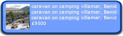 used caravan listing template