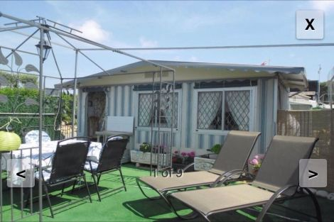 caravan for sale on camping benisol benidorm 4