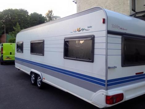 Caravan for sale Camping Villamar Benidorm