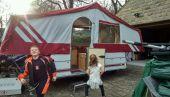 Folding Camper, Benidorm