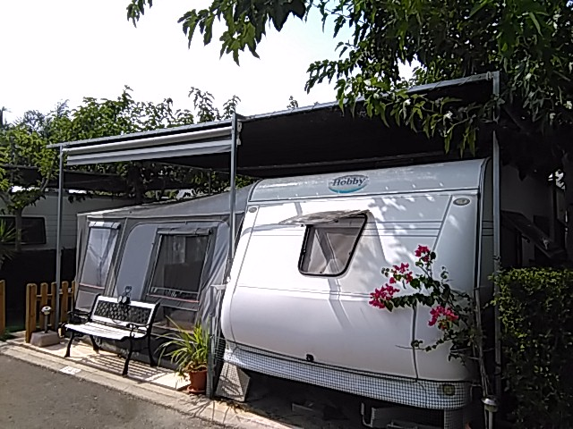 Popular Static Caravan For Sale On Colmar Mobile Home Park El Campello Costa