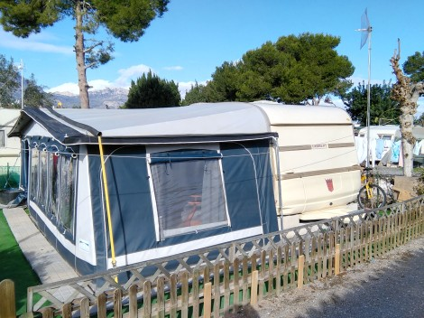 Benidorm Campsites & Caravans