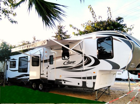 keystone cougar fifth wheel for sale in benidorm