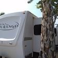 American Caravans In Spain