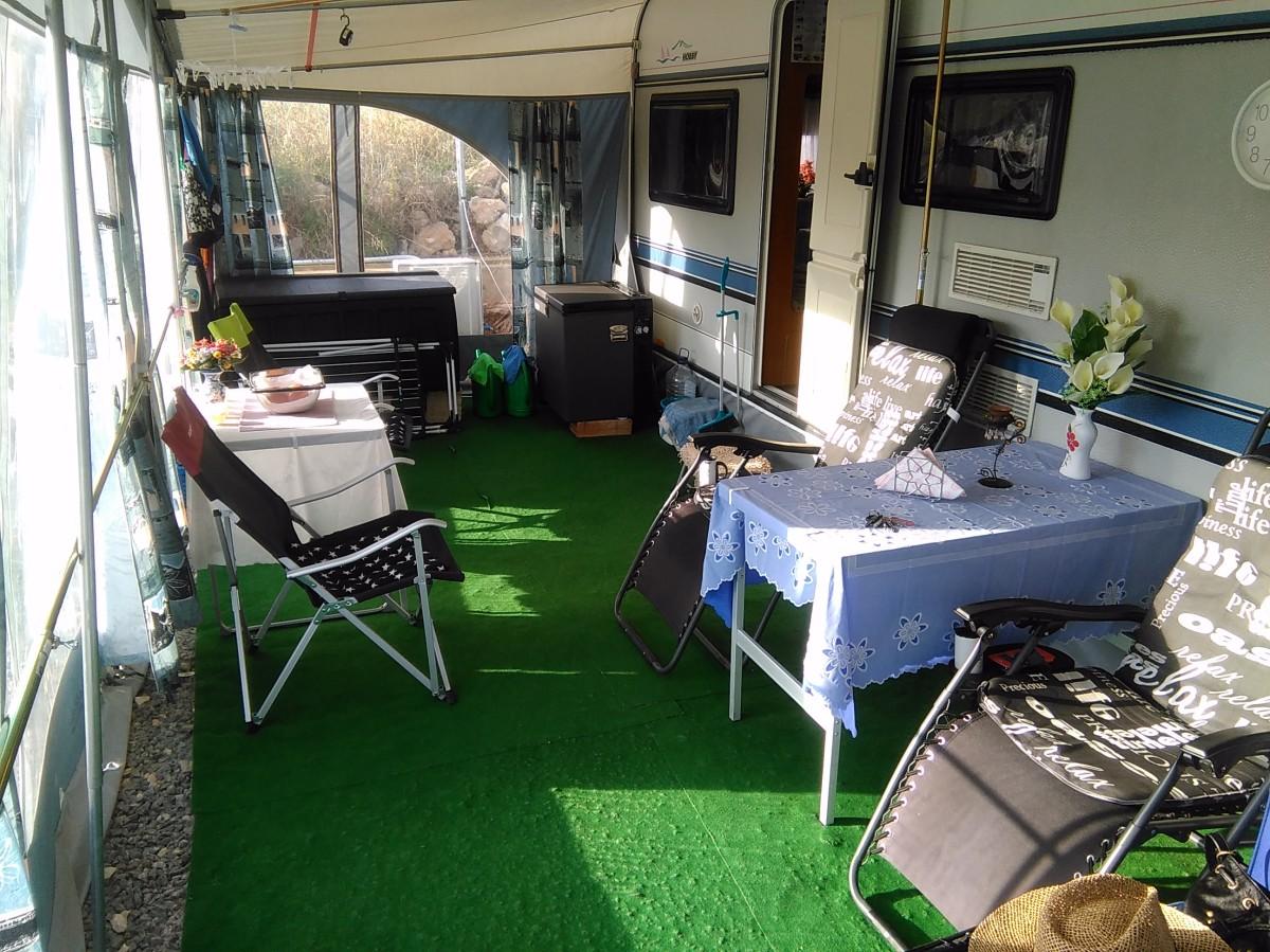 Hobby Caravans In Spain Benidorm Caravan Sales