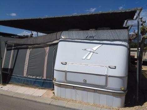 Simple REF 05  Caravan Sales Villamar Camping Benidorm
