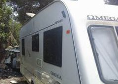 Compass omega caravan for sale in Benidorm