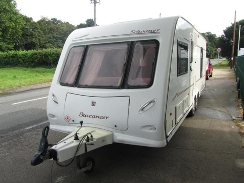 2006 Buccaneer Schooner Touring Caravan For Sale In Javea ...