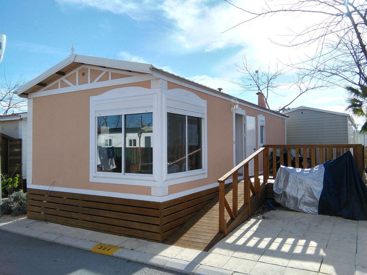 Static Caravan In Spain Mobile Homes And Park Homes In ...