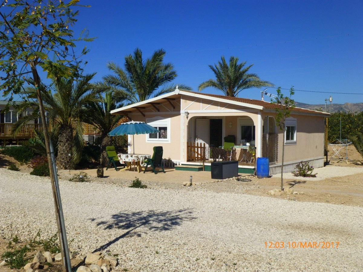 Aitana Double Unit Resale Mobile Home On Albatera Mobile