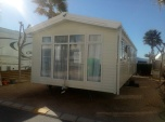 Static caravans Camping Almafra