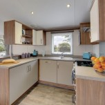 Willbery static caravan
