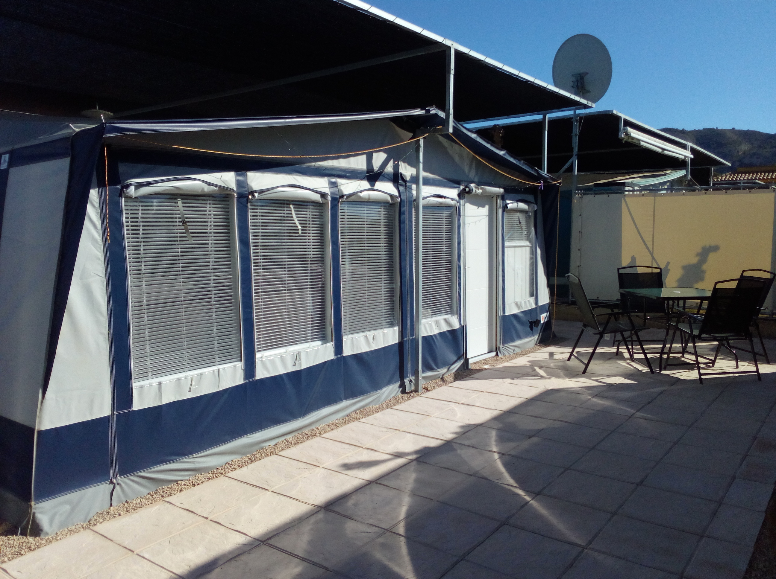 size sale used awning for retractable large full carports decks of fabric deck awnings