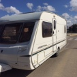 Touring Caravan For Sale Calpe