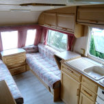 Swift Touring caravan For Sale Benidorm