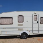 Abbey Expression Touring Caravan Benidorm
