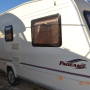 Bailey Pageant Bordeaux Touring Caravan
