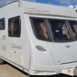 Touring Caravan And Awning Benidorm