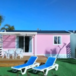 bungalows to rent on camping almafra