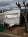 Touring Caravan And Awning For Sale In Benidorm