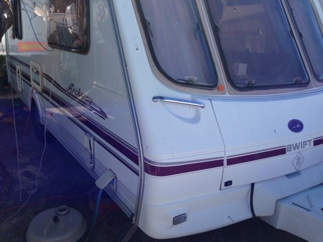 Swift Caravan For Sale Benidorm | Benidorm Caravan Sales