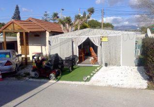 Camping Arena Blanca In Benidorm