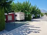 El Raco Campsite In Benidorm