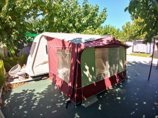 Touring Caravan and Awning for Sale in Benidorm, Spain