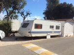 Hobby Caravan For Sale in Spain